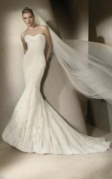 Свадебный платья san patrick